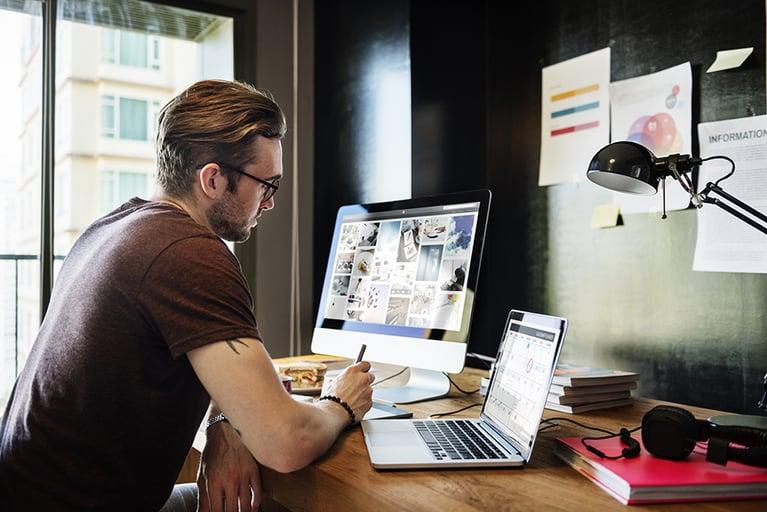 Los artículos que debes tener para tu home office