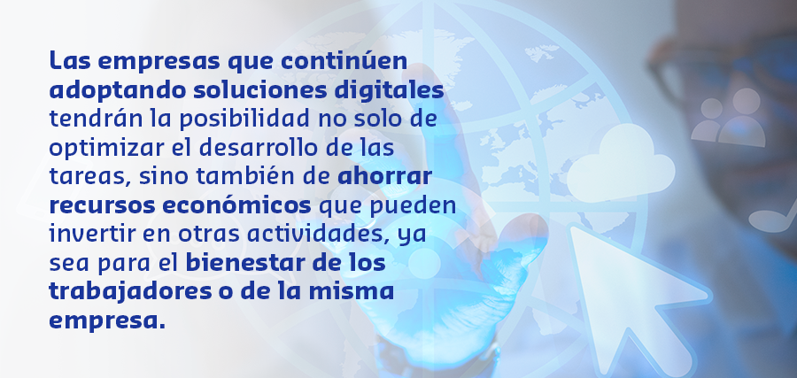 Soluciones tecnológicas crecimiento empresas 2