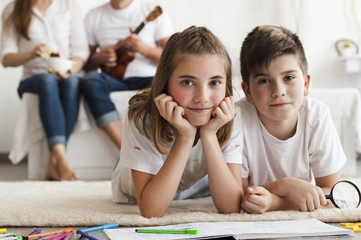 Consejos para apoyar a tus hijos durante la cuarentena