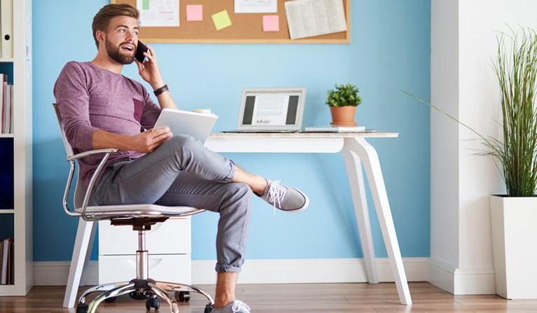 ¿Existe diferencia entre teletrabajo y home office?